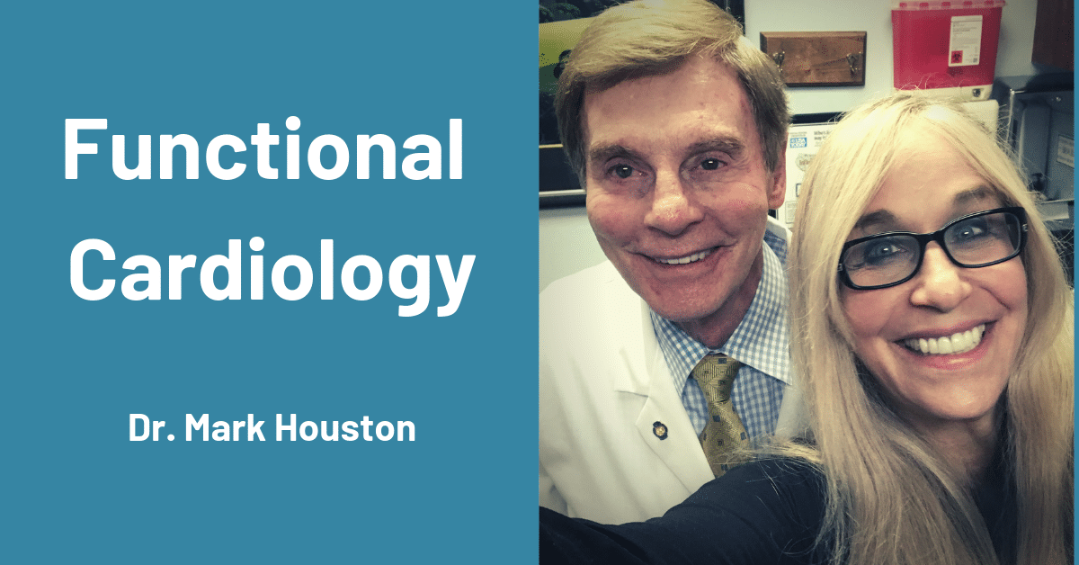 Dr Mark Houston and Dr. Lindsey Berkson