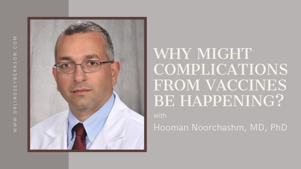 Dr. Hooman Noorchashm Podcast